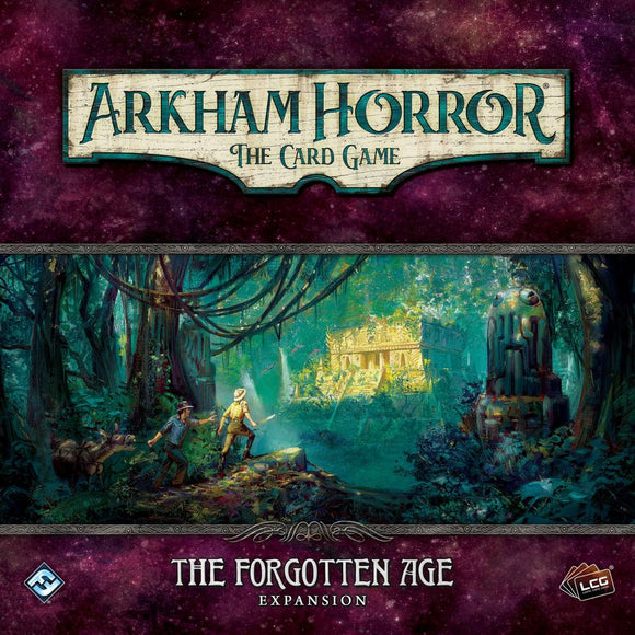 Arkham Horror: The Card Game - The Forgotten Age Deluxe Expansion