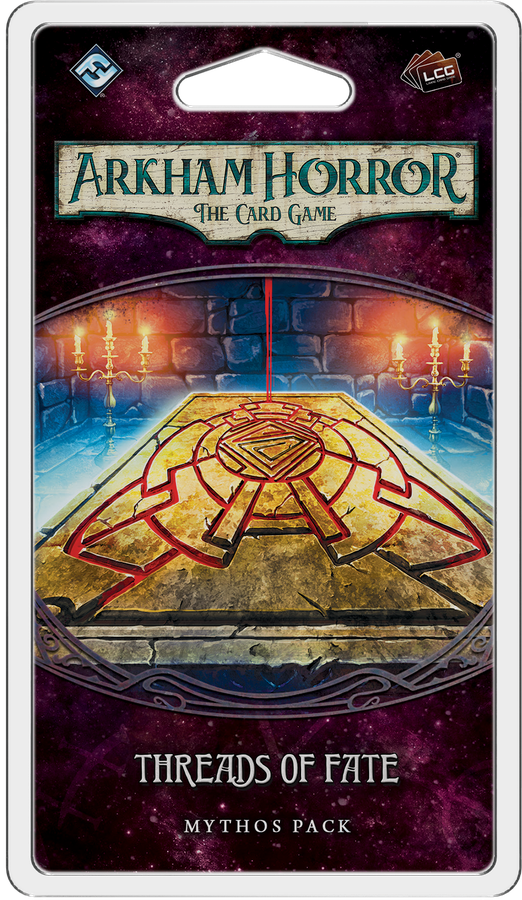 Arkham Horror: The Card Game - Threads of Fate Scenario Pack