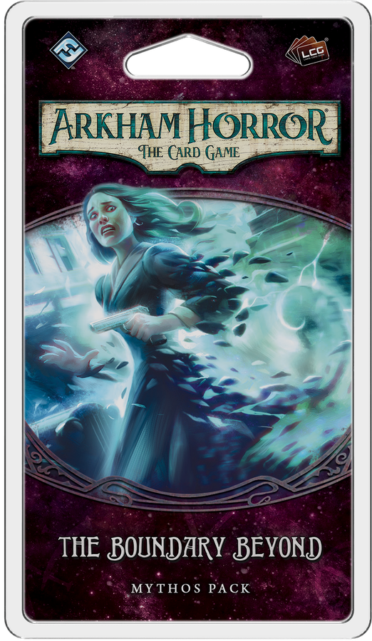 Arkham Horror: The Card Game - The Boundary Beyond Scenario Pack