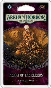 Arkham Horror: The Card Game - Heart of The Elders Scenario Pack