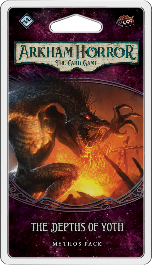Arkham Horror: The Card Game - The Depths of Yoth Scenario Pack