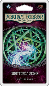 Arkham Horror: The Card Game - Shattered Aeons Scenario Pack