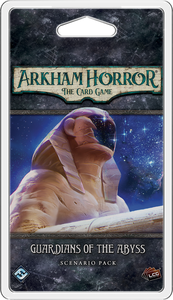 Arkham Horror: The Card Game - Guardians of the Abyss Scenario Pack