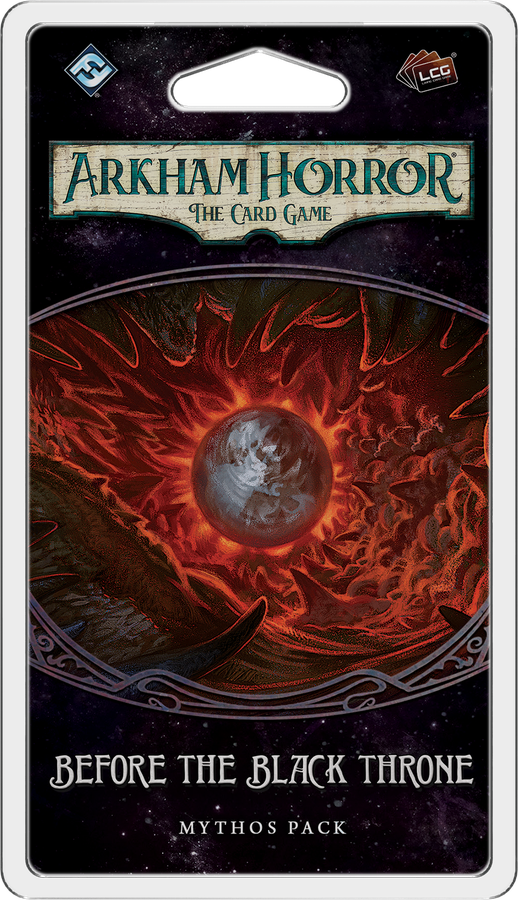 Arkham Horror: The Card Game - Before The Black Throne Scenario Pack