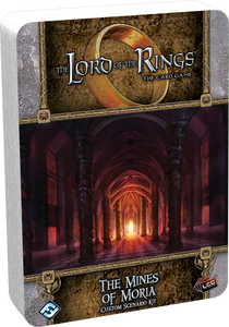 Lord of the Rings: The Card Game - The Mines of Moria Adventure Pack