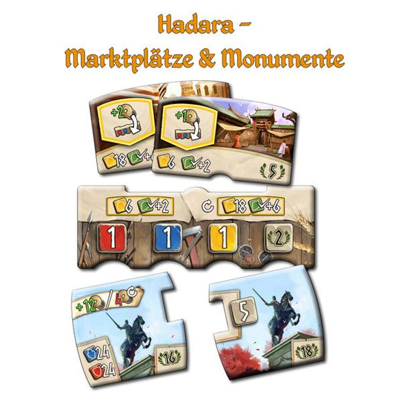 Hadara: Marketplaces & Monuments