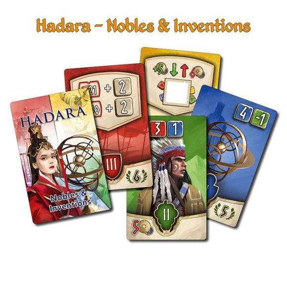 Hadara: Nobles & Inventions