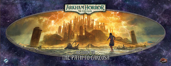 Arkham Horror: The Card Game - Return to Carcosa Scenario Pack