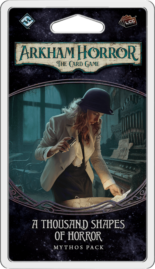 Arkham Horror: The Card Game - A Thousand Shapes of Horror Scenario Pack