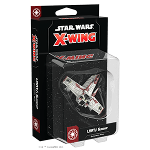 Star Wars X-Wing 2nd Edition: LAAT/i Gunship Expansion Pack
