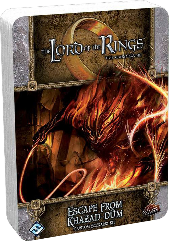 Lord of the Rings: The Card Game - Escape From Khazad-Dûm Adventure Pack