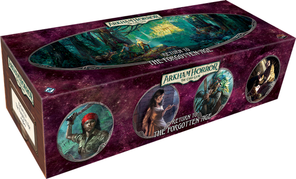 Arkham Horror: The Card Game - Return to The Forgotten Age Scenario Pack