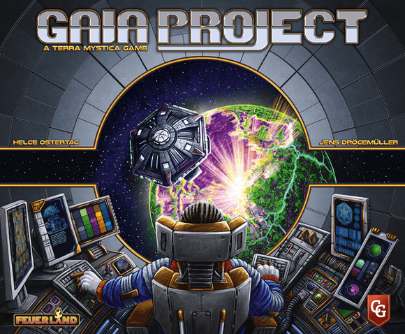 GAIA Project (Capstone Games Edition)