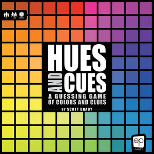 Hues and Cues Party Game