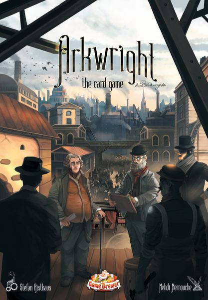 [Pre-Order] Arkwright: The Card Game