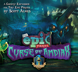Tiny Epic Pirates: Curse of Amdiak