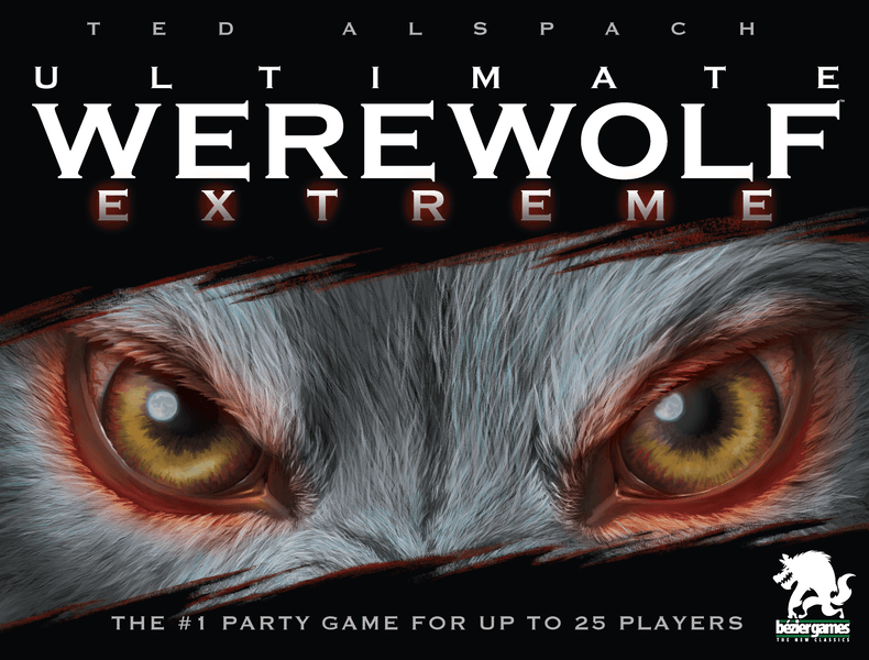 Ultimate Werewolf Extreme board game