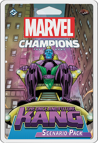 Marvel Champions: The Once And Future Kang Scenario