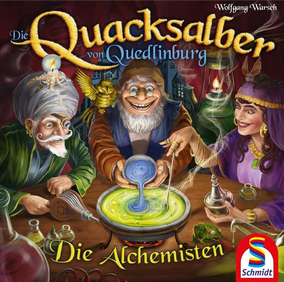 Quacks of Quedlinburg: The Alchemists [Pre-Order]