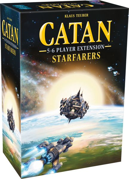 Catan: Starfarers 5-6 Player Extension