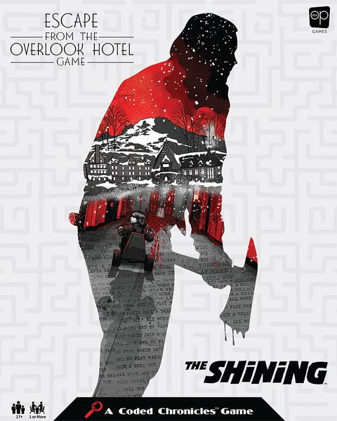 The Shining: Escape from the Overlook Hotel (Minor Box Damage)