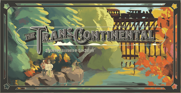 The Transcontinental: Kickstarter Edition [Pre-Order]
