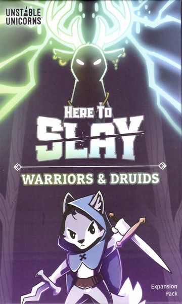 Here to Slay: Warriors and Druids