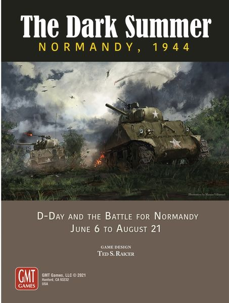 The Dark Summer: Normandy 1944 [Pre-Order]