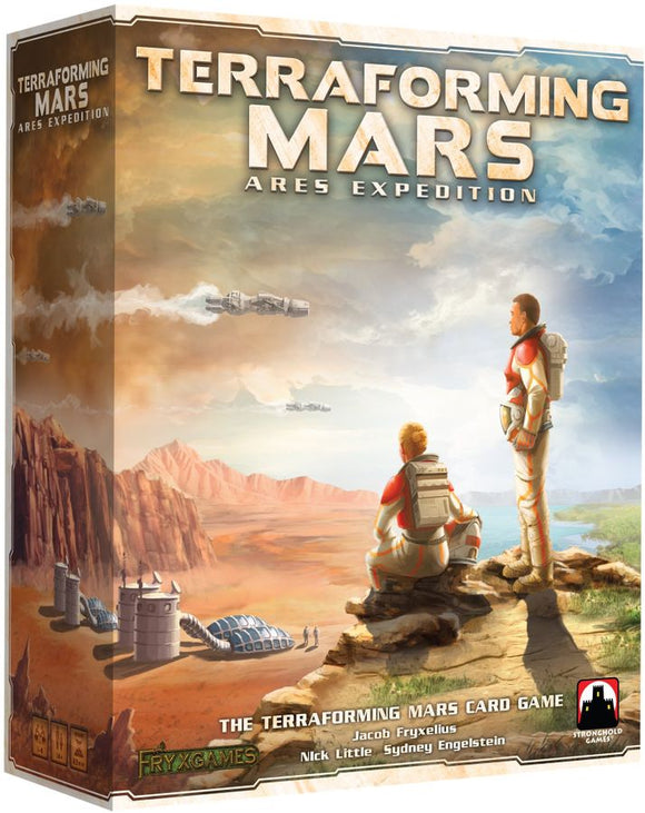 Terraforming Mars: Ares Expedition [Pre-Order]
