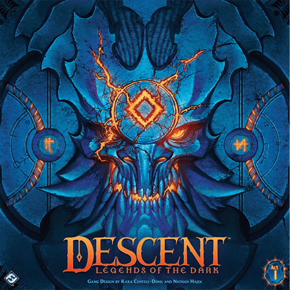 Descent: Legends of the Dark [Pre-Order]