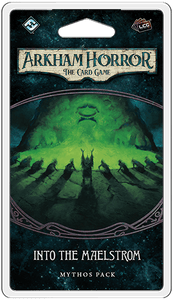 Arkham Horror: The Card Game - Into the Maelstrom Scenario Pack