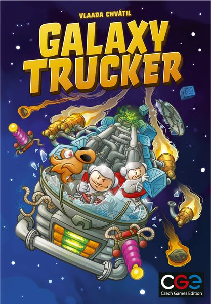 Galaxy Trucker 2nd Edition [Pre-Order]