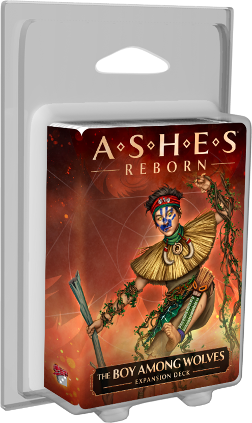 [Pre-Order] Ashes Reborn: The Boy Among Wolves - Deck