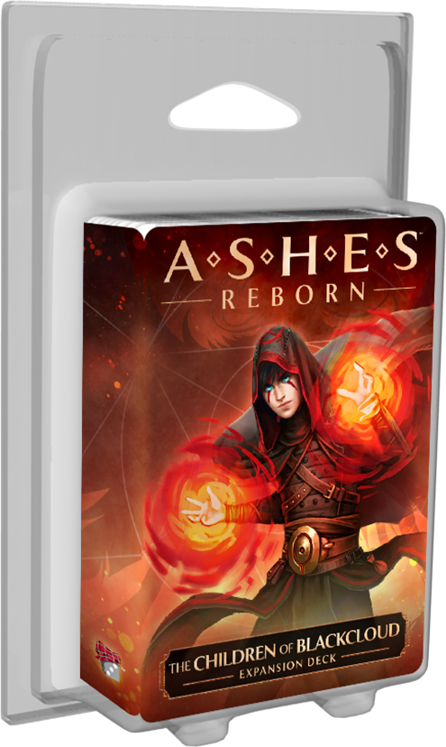 [Pre-Order] Ashes Reborn: The Children of Blackcloud - Deck