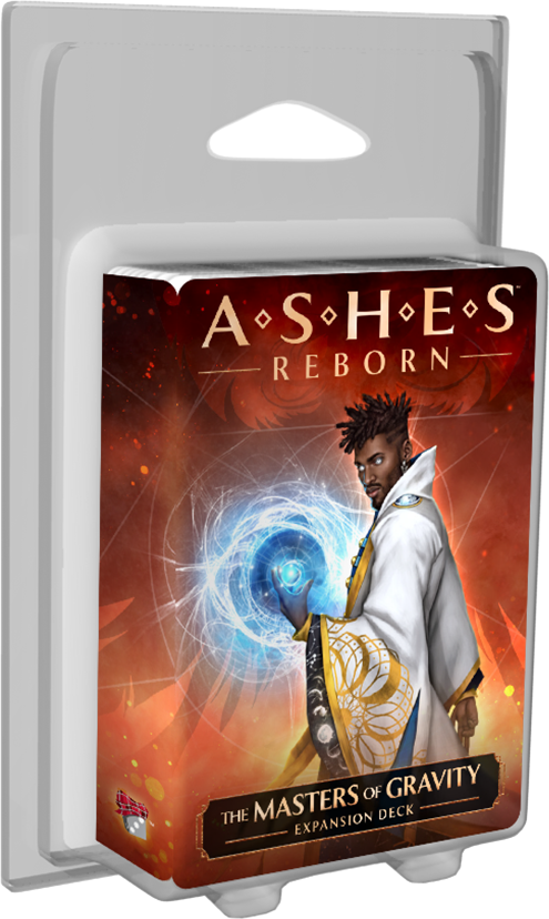 [Pre-Order] Ashes Reborn: The Masters of Gravity - Deck