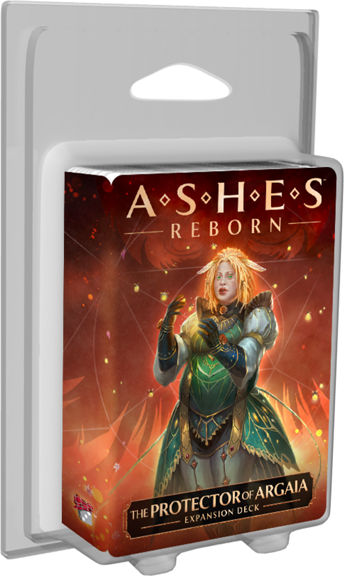 Ashes Reborn: The Protector of Argaia - Deck [Pre-Order]