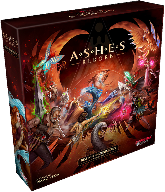 [Pre-Order] Ashes Reborn: Rise of The Phoenixborn - Master Set