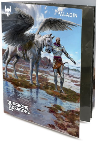 UltraPro Binder D&D Class Character Folio - Paladin [Pre-Order]