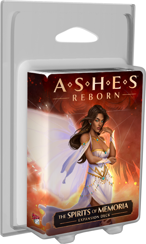 Ashes Reborn: The Spirits of Memoria - Deck [Pre-Order]