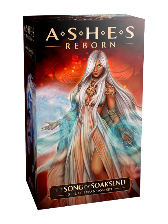 Ashes Reborn: The Song of Soaksend - Deluxe Expansion [Pre-Order]