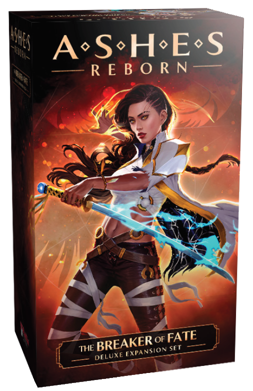 Ashes Reborn: The Breaker of Fate - Deluxe Expansion [Pre-Order]