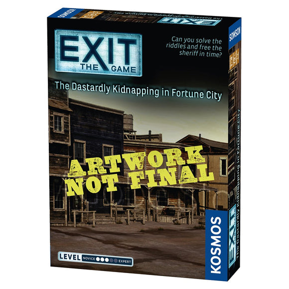 Exit: The Game - Kidnapped in Fortune City [Pre-Order]