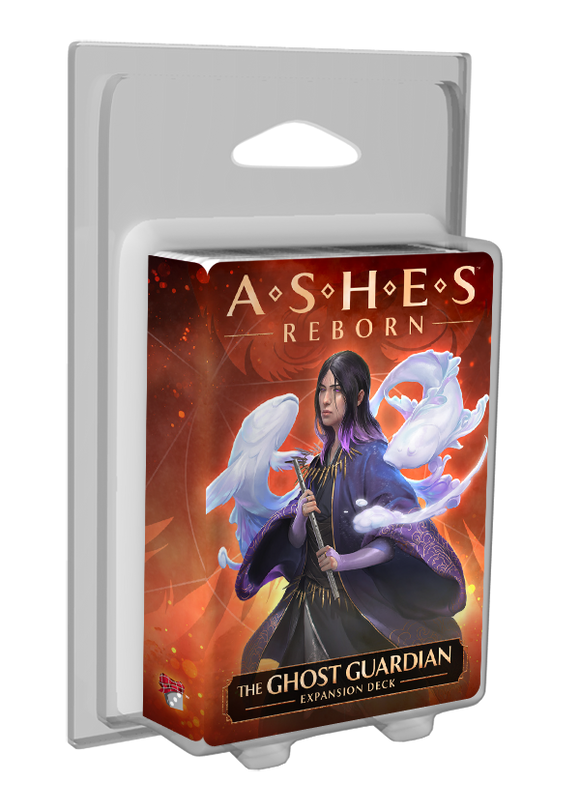 Ashes Reborn: The Ghost Guardian - Deck [Pre-Order]