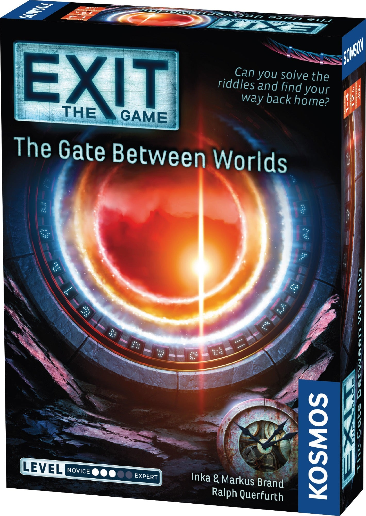 Exit: The Game - The Gate Between Worlds board game