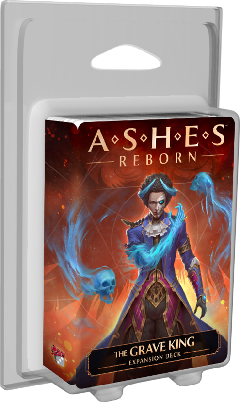 Ashes Reborn: The Grave King - Deck [Pre-Order]