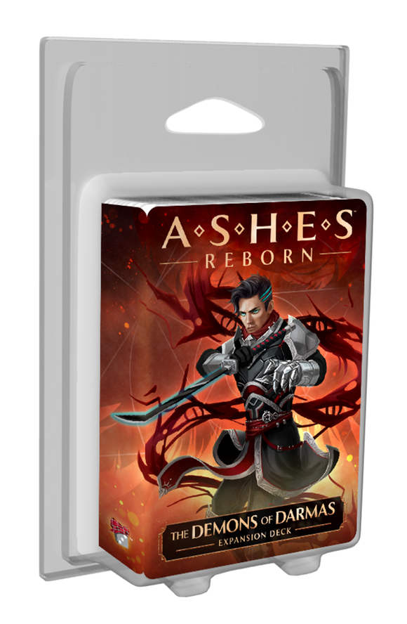 Ashes Reborn: The Demons of Darmas - Deck [Pre-Order]