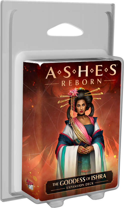 Ashes Reborn: The Goddess of Ishra - Deck [Pre-Order]