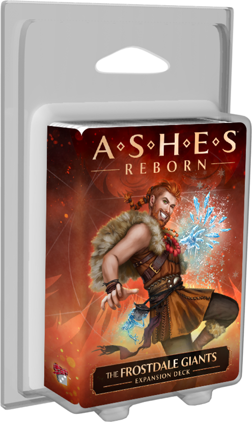 Ashes Reborn: The Frostdale Giants - Deck [Pre-Order]