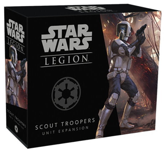 Star Wars Legion: Imperial Scout Troopers Unit