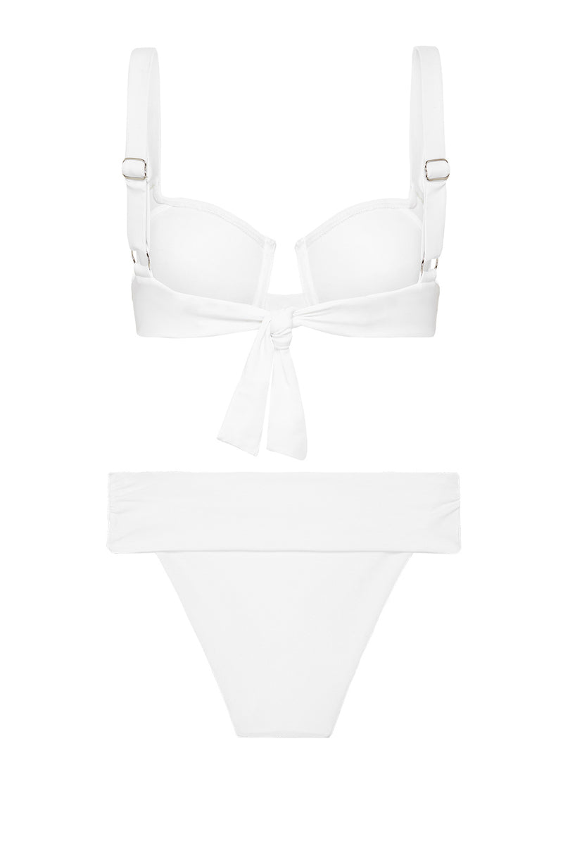 CAPRI SET – WHITE